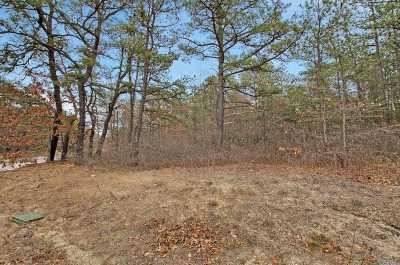 Manorville Residential Lots & Land For Sale: Jerusalem Hollow Rd