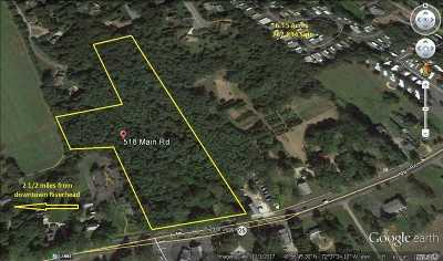 Aquebogue Residential Lots & Land For Sale: 518-534 Main Road