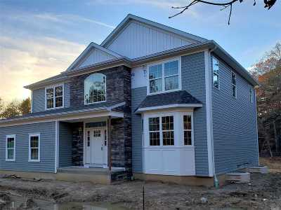 Manorville Single Family Home For Sale: Lot #2 Weeks Ave