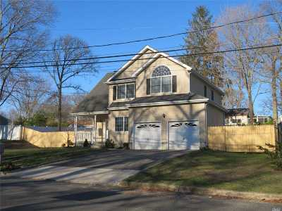 Nesconset Single Family Home For Sale: 5 Seawanhaka Ave