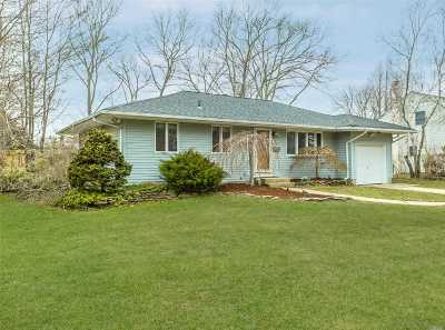 East Islip Single Family Home For Sale: 56 Overlook Dr