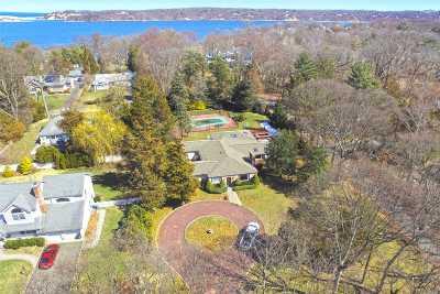 Setauket Single Family Home For Sale: 88 Van Brunt Manor Rd