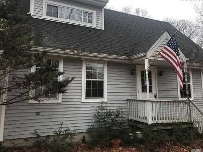 Southampton NY Single Family Home For Sale: $534,900