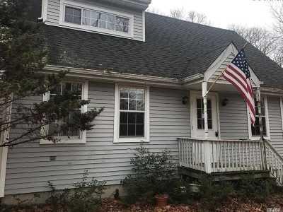 Southampton NY Single Family Home For Sale: $561,000