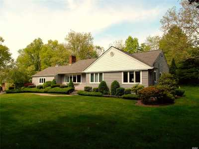 Stony Brook Single Family Home For Sale: 7 Archer Dr