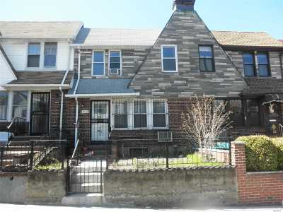 Single Family Home For Sale: 30-30 87 St