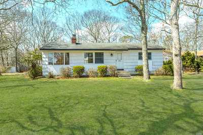 Hampton Bays Single Family Home For Sale