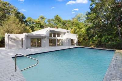 Quogue Single Family Home For Sale: 14 Woodland Ln