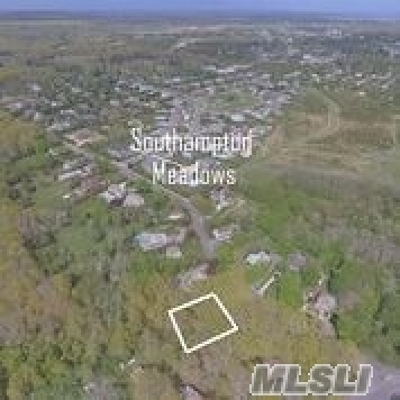 Southampton Residential Lots & Land For Sale: 79 North Bishop