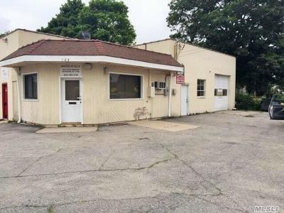 Bay Shore Commercial For Sale: 124 5th Ave