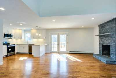 Hampton Bays Single Family Home For Sale: 4 Stuart Ct
