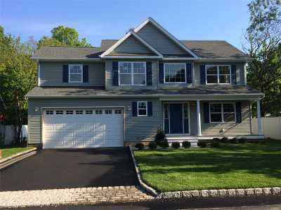 Greenlawn Single Family Home For Sale: 25 Lawrence St