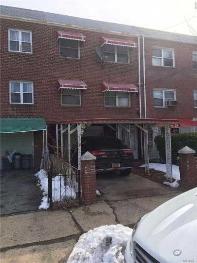 Queens Village Multi Family Home For Sale: 99-07 216th St