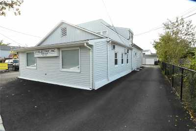 Nassau County Commercial For Sale: 407 Central Ave