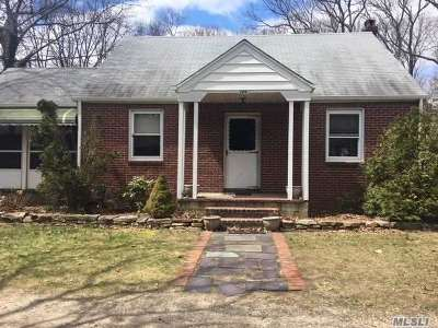 Smithtown Single Family Home For Sale: 269 N Country Rd