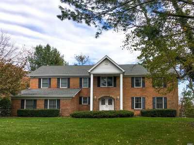 Setauket Single Family Home For Sale: 1 Overlook Way