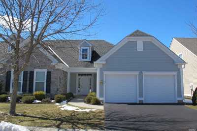 Westhampton Condo/Townhouse For Sale: 88 Samantha Circle