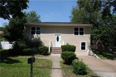 Centereach Single Family Home For Sale: 38 Oxhead Rd