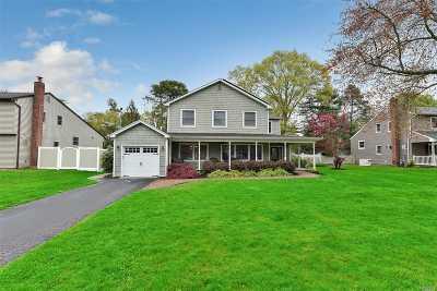 Oakdale Single Family Home For Sale: 57 Van Bomel Blvd