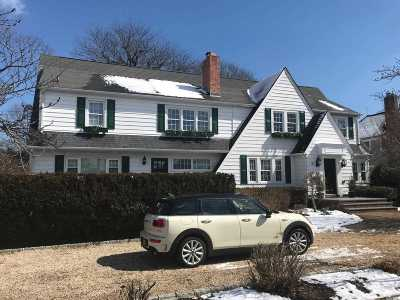 Sayville Single Family Home For Sale: 25 Sunset Dr