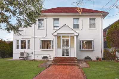 Flushing Single Family Home For Sale: 160-03 Oak Ave