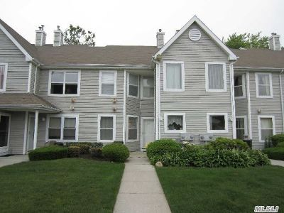 Port Jefferson Condo/Townhouse For Sale: 237 Windward Ct #237