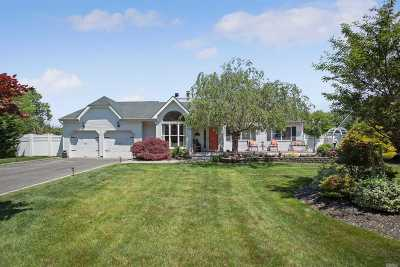 Bayport Single Family Home For Sale: 759 Sylvan Ave