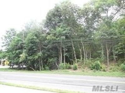 Smithtown Residential Lots & Land For Sale: 167 Terry Rd