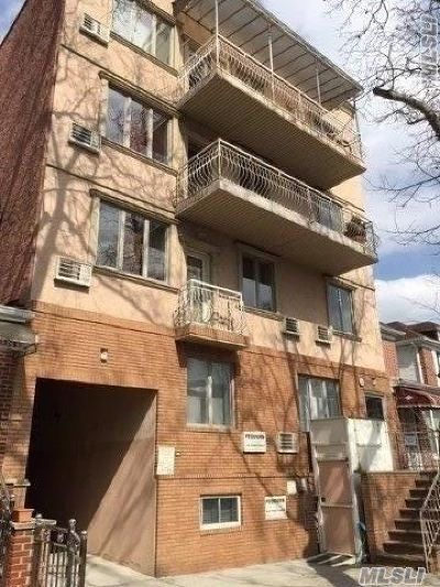 Brooklyn Condo/Townhouse For Sale: 2231 62nd St #1 F