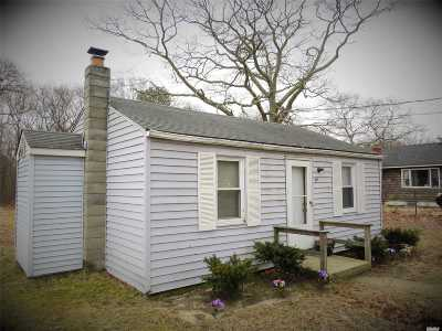 Center Moriches Single Family Home For Sale: 255 Railroad Ave