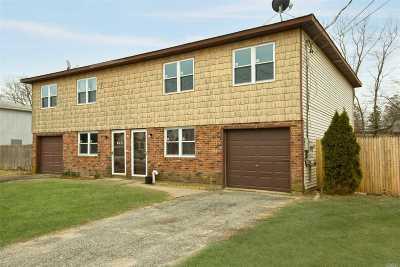 W. Babylon Multi Family Home For Sale: 64 Evergreen St