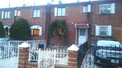 Brooklyn Single Family Home For Sale: 650 Sackman St