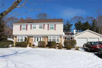 Stony Brook Single Family Home For Sale: 68 Barker Dr