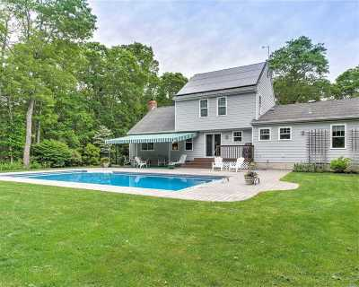 Quogue Single Family Home For Sale: 9 Deer Path