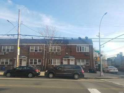 Ozone Park Multi Family Home For Sale: 90 04 101 Ave