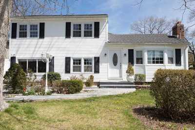 Farmingville Single Family Home For Sale: 419 Blue Point Rd