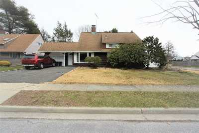 Hicksville Single Family Home For Sale: 2 Bridle Ln