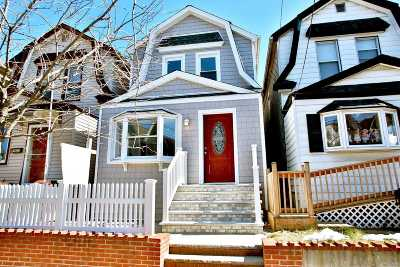 Woodhaven Single Family Home For Sale: 91-19 89th St