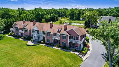 Hampton Bays Condo/Townhouse For Sale: 66 W Tiana Rd #1