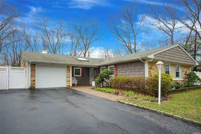 Stony Brook Single Family Home For Sale: 51 Bonnie Ln