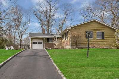 Setauket NY Single Family Home For Sale: $489,000
