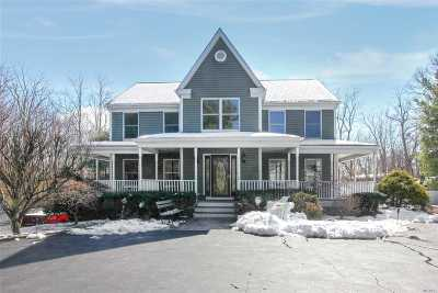 Miller Place Single Family Home For Sale: 21 Lodge Ln