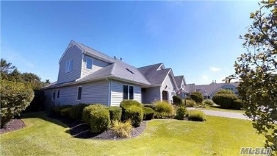 Baiting Hollow Condo/Townhouse For Sale: 4009 The Fairway