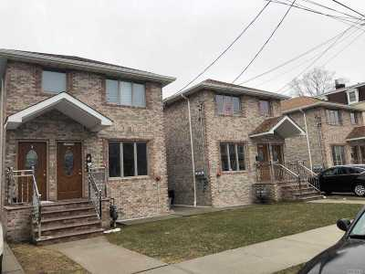 Whitestone Multi Family Home For Sale: 149-32 16 Rd