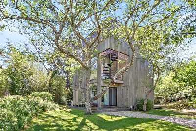 Amagansett Single Family Home For Sale: 24 Wyandanch Ln