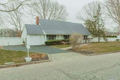 Miller Place Single Family Home For Sale: 229 Oakland Ave