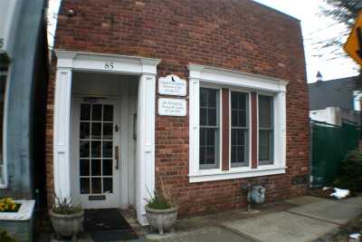 Sayville Commercial For Sale: 85 S. Main St