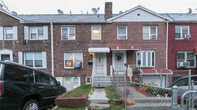 Single Family Home For Sale: 24-35 92nd St