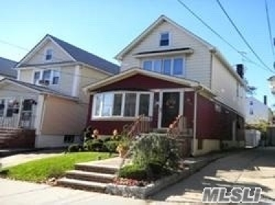 Middle Village Single Family Home For Sale: 62-38 84- St