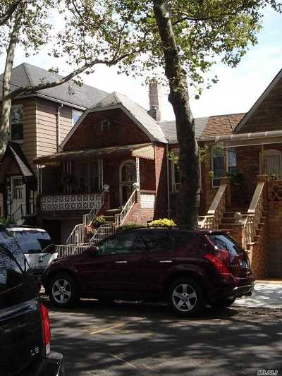 Brooklyn Multi Family Home For Sale: 1227 East 48th Street